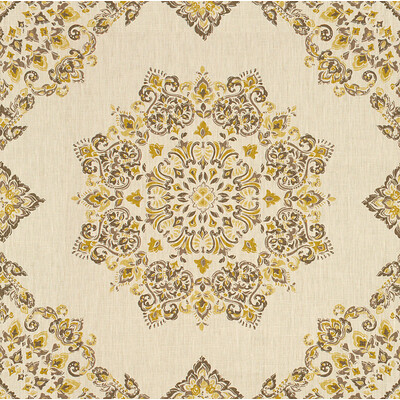 Parvani / Taupe / Yellow PP50373.2